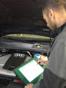 Audi Diagnostik