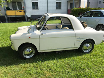 Fiat Bianchina trasformabile